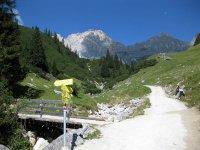 Wangalm und Wettersteinhütte: Bild #28
