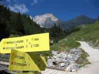 Wangalm und Wettersteinhütte: Bild #27