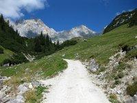 Wangalm und Wettersteinhütte: Bild #33