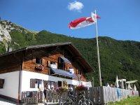 Wangalm und Wettersteinhütte: Bild #34