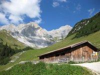 Wangalm und Wettersteinhütte: Bild #36