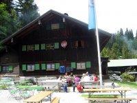 Buchsteinhütte: Bild #16