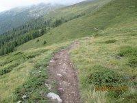 Erlebnisbericht Transalp: Rabbijoch - Val di Non - Molvenosee (Tag 5): Bild #1