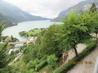 Erlebnisbericht Transalp: Rabbijoch - Val di Non - Molvenosee (Tag 5): Bild #3