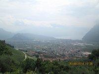 Erlebnisbericht Transalp: Molveno - Riva del Garda - Lago di Caldonazzo (Tag 6): Bild #2