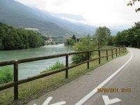 Erlebnisbericht Transalp: Molveno - Riva del Garda - Lago di Caldonazzo (Tag 6): Bild #5