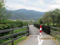 Erlebnisbericht Transalp: Molveno - Riva del Garda - Lago di Caldonazzo (Tag 6): Bild #6