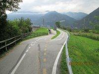 Erlebnisbericht Transalp: Molveno - Riva del Garda - Lago di Caldonazzo (Tag 6): Bild #7