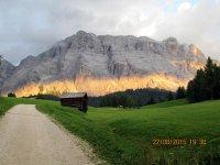 """Erlebnisbericht Dolomiten-Cross """"die große Acht"""": Der Aufbruch (Tag 1): Bild #1"""