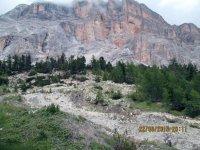 """Erlebnisbericht Dolomiten-Cross """"die große Acht"""": Der Aufbruch (Tag 1): Bild #2"""