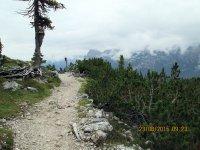 """Erlebnisbericht Dolomiten-Cross """"die große Acht"""": Rauf und runter (Tag 2): Bild #1"""