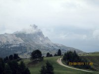 """Erlebnisbericht Dolomiten-Cross """"die große Acht"""": Rauf und runter (Tag 2): Bild #2"""