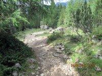 """Erlebnisbericht Dolomiten-Cross """"die große Acht"""": Schlamm und Felsen (Tag 3): Bild #8"""