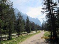 """Erlebnisbericht Dolomiten-Cross """"die große Acht"""": Technische Probleme, italienische Verkehrsrowdys und eine nette Bekanntschaft (Tag 6): Bild #2"""