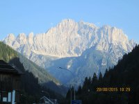 """Erlebnisbericht Dolomiten-Cross """"die große Acht"""": Marmolada nachholen (Tag 7): Bild #10"""