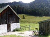 Erlebnisbericht Transalp: Gaissach - Zillertal - Breitlahner (Tag 1): Bild #1