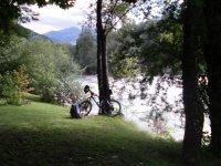Erlebnisbericht Transalp: Gaissach - Zillertal - Breitlahner (Tag 1): Bild #6