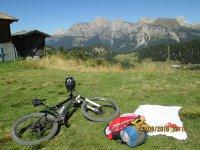 """Erlebnisbericht Dolomiten-Cross """"die große Acht"""": Totaler Flow (Tag 8): Bild #1"""