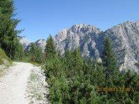 """Erlebnisbericht Dolomiten-Cross """"die große Acht"""": Die Suche nach dem finalen Weg (Tag 9): Bild #4"""