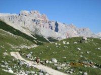 """Erlebnisbericht Dolomiten-Cross """"die große Acht"""": Die Suche nach dem finalen Weg (Tag 9): Bild #6"""