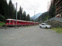 Erlebnisbericht Transalp: Schruns - Davos (Tag 2): Bild #10
