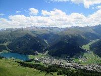 Erlebnisbericht Transalp: Davos - Arosa (Tag 3): Bild #1