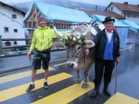 Erlebnisbericht Transalp: Arosa - Savognin (Tag 4): Bild #12