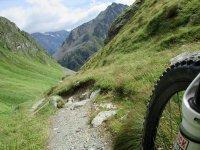 Erlebnisbericht Transalp: Savognin - Chiavenna (Tag 5): Bild #10