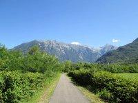 Erlebnisbericht Transalp: Chiavenna - Colico (Tag 6): Bild #1