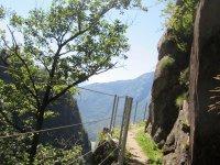 Erlebnisbericht Transalp: Chiavenna - Colico (Tag 6): Bild #7