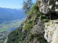 Erlebnisbericht Transalp: Chiavenna - Colico (Tag 6): Bild #8