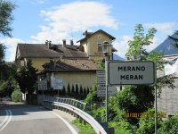 Erlebnisbericht Transalp: Sterzing - Jaufenpass - Meran (Tag 3): Bild #2