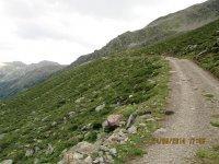 Erlebnisbericht Transalp: Meran - Ultental - Rabbijoch (Tag 4): Bild #3