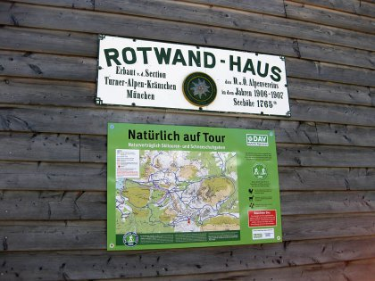 Rotwandhaus: Bild #4
