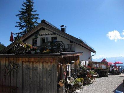 Wettersteinhütte: Bild #1