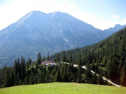 Wettersteinhütte: Bild #2