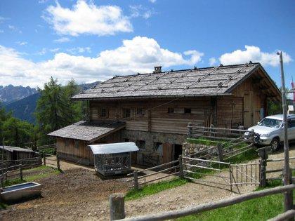 Schutzhütte Kreuzwiesenalm: Bild #6