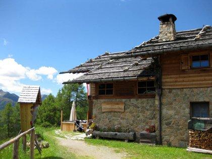 Schutzhütte Kreuzwiesenalm: Bild #2
