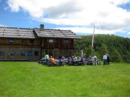 Schutzhütte Kreuzwiesenalm: Bild #3