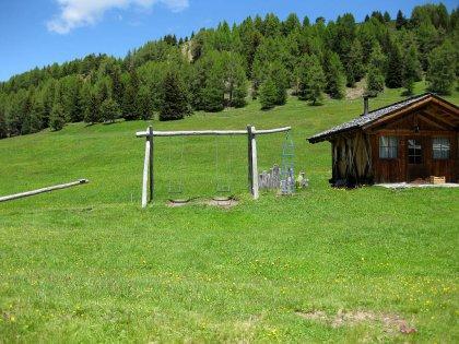 Schutzhütte Kreuzwiesenalm: Bild #10