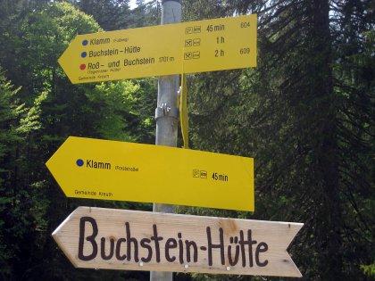 Buchsteinhütte
