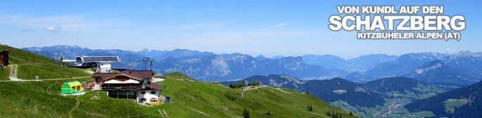 Tour des Monats Februar 2015: Von Kundl im Inntal über Thierbach auf den Schatzberg