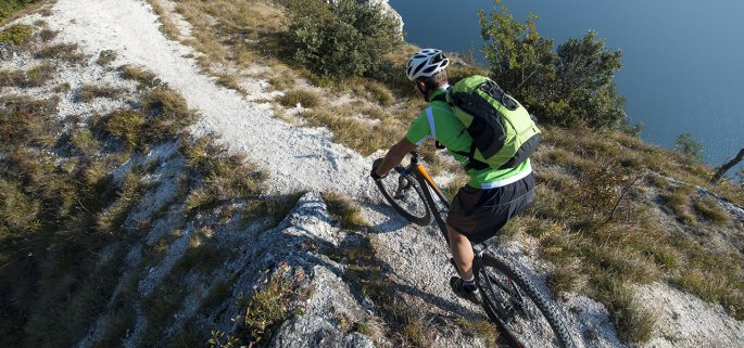 Der perfekte Rucksack! Treuer und nützlicher Begleiter auf jeder noch so kurzen Mountainbike-Tour
