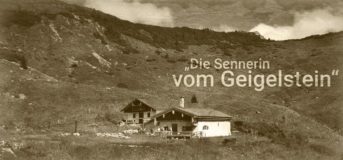 Buchempfehlung: Harte Tage, gute Jahre - die Sennerin vom Geigelstein