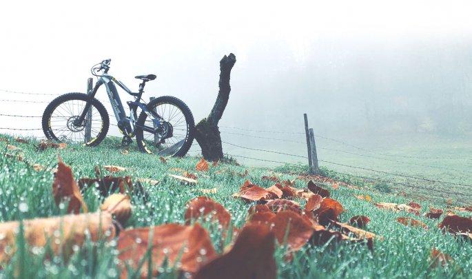 E-Mountainbikes: Wenn die Leidenschaft in den Winterschlaf fällt